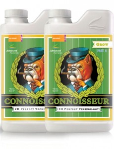 CONNOISSEUR GROW - 2x1L part A&B | Dwuskładnikowy nawóz na wzrost, Advanced Nutrients